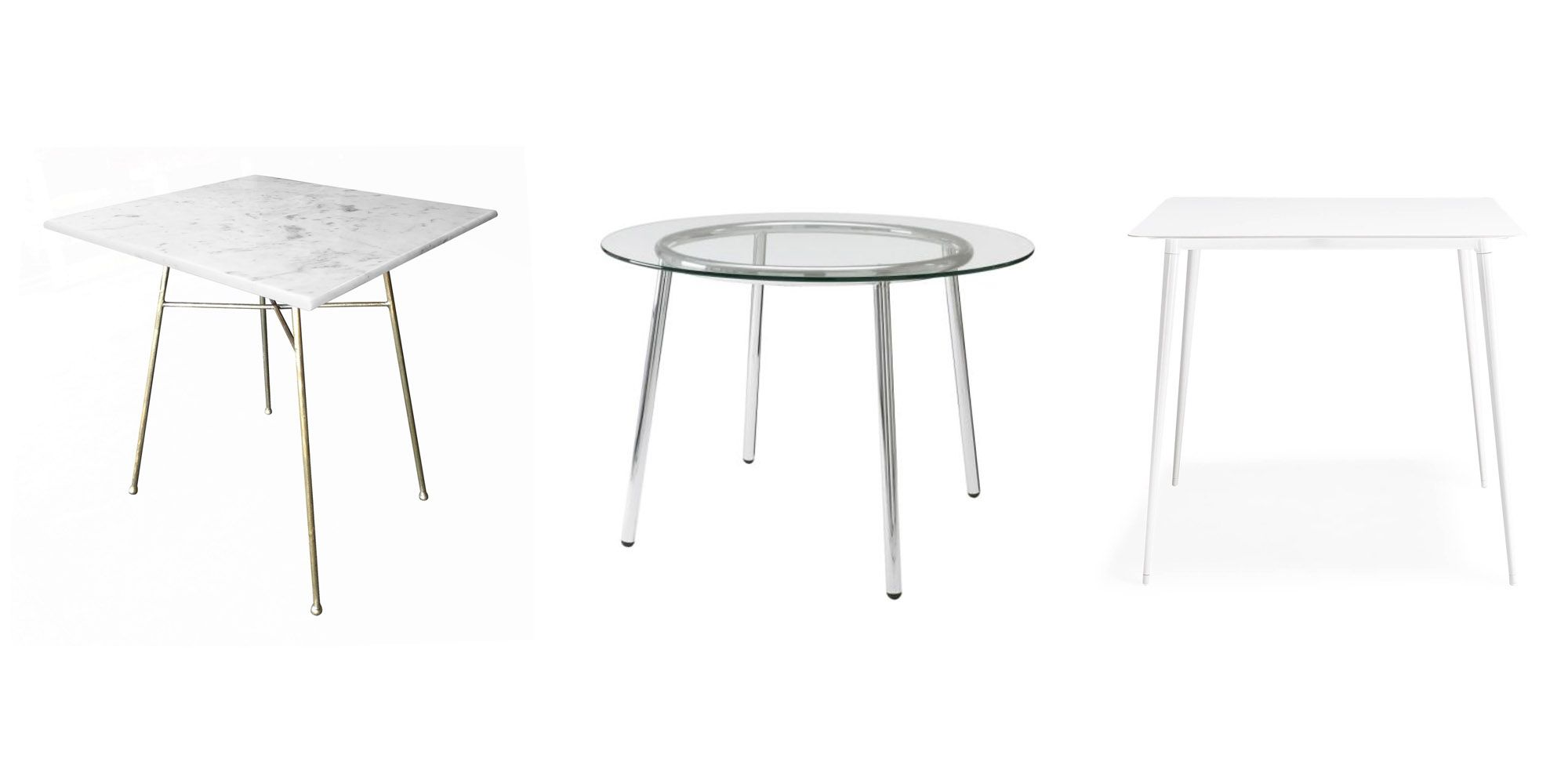 20 Small Dining Tables