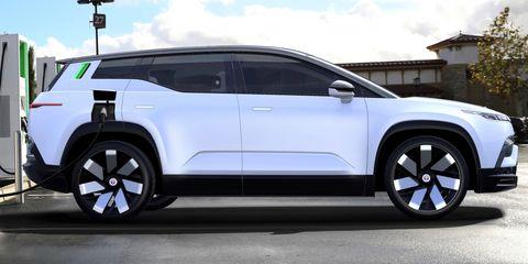 Fisker Ocean EV Prototype Promised for January