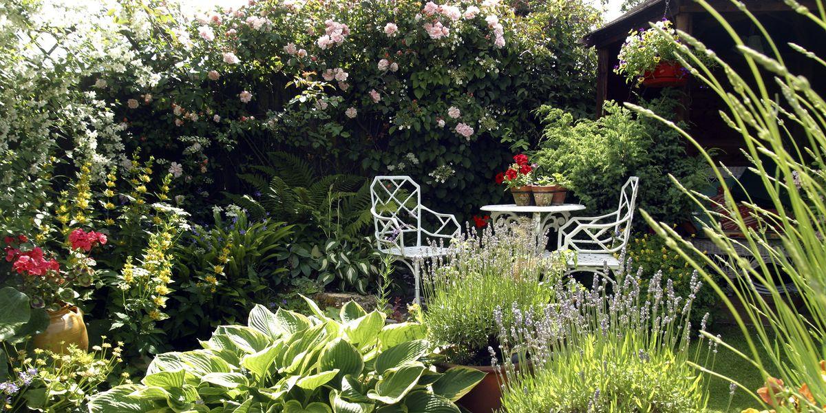 6 clever small garden design ideas