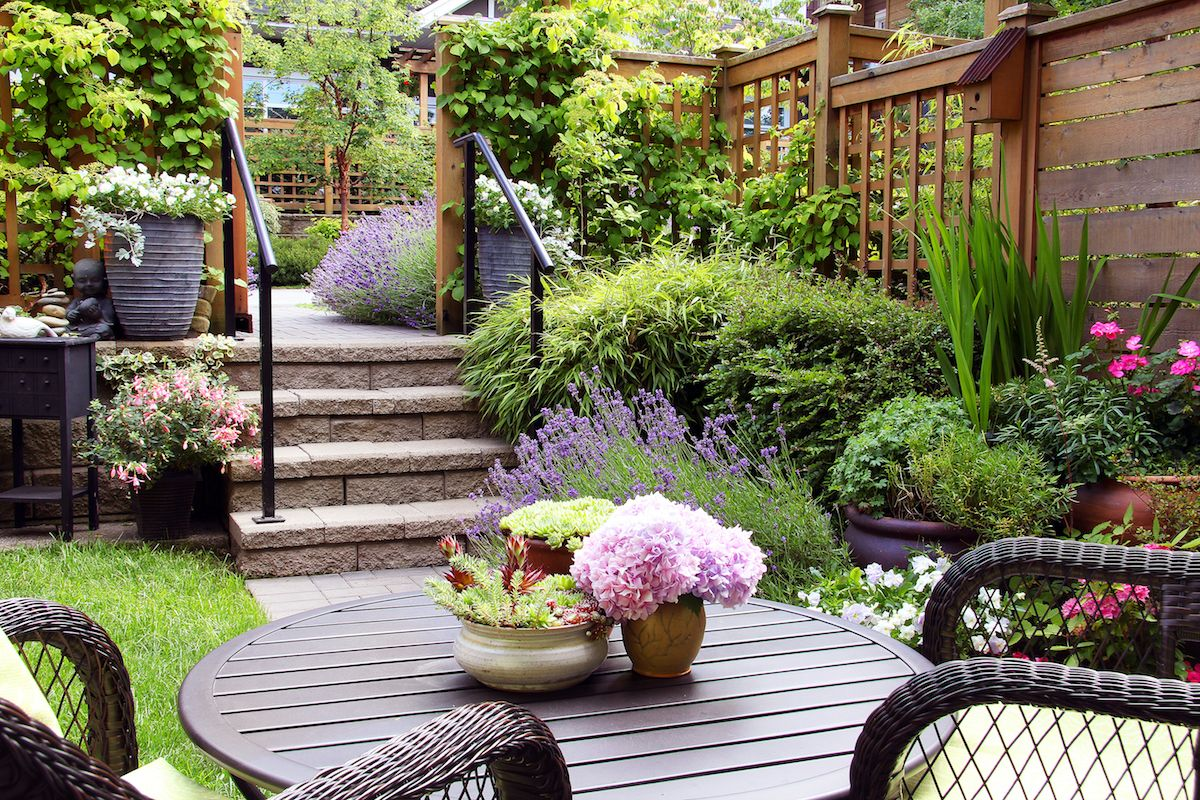 All of the Best Ways to Make the Most of a Small Garden