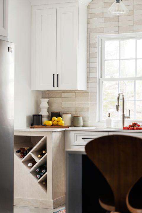 small home bar wine storage