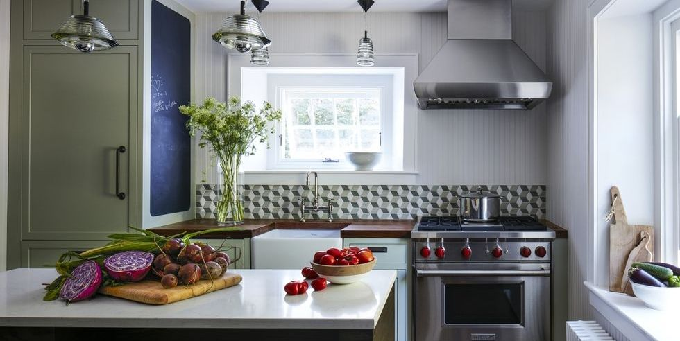 Our Favorite Small Kitchens with Major Style