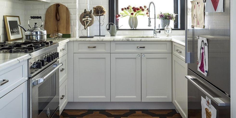 kitchen design for small kitchen.  50 Small Kitchen Design Ideas Decorating Tiny Kitchens
