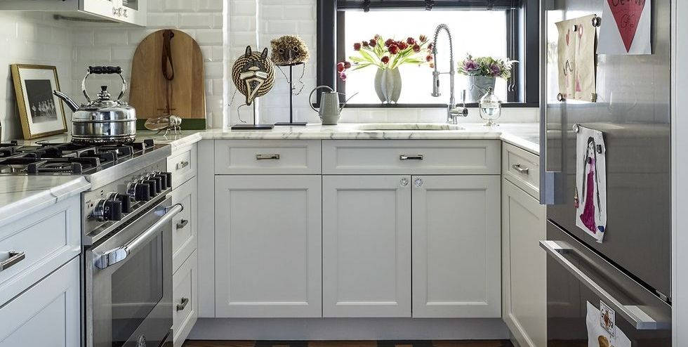 50+ Inspiring Small Kitchens You'll Absolutely Fall In Love With