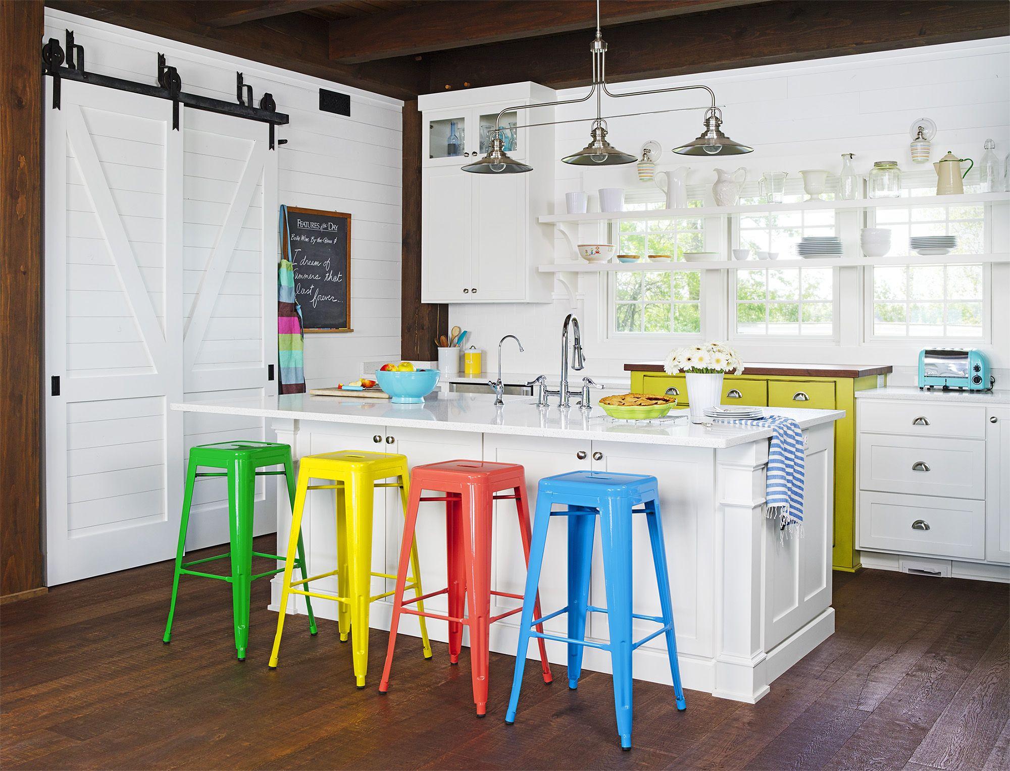 9 Best Small Kitchen Design Ideas   Tiny Kitchen Decorating