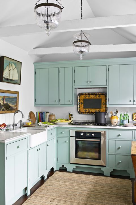 60 Best Small Kitchen Design Ideas, Designs Of Kitchen Cabinets For Small Kitchens