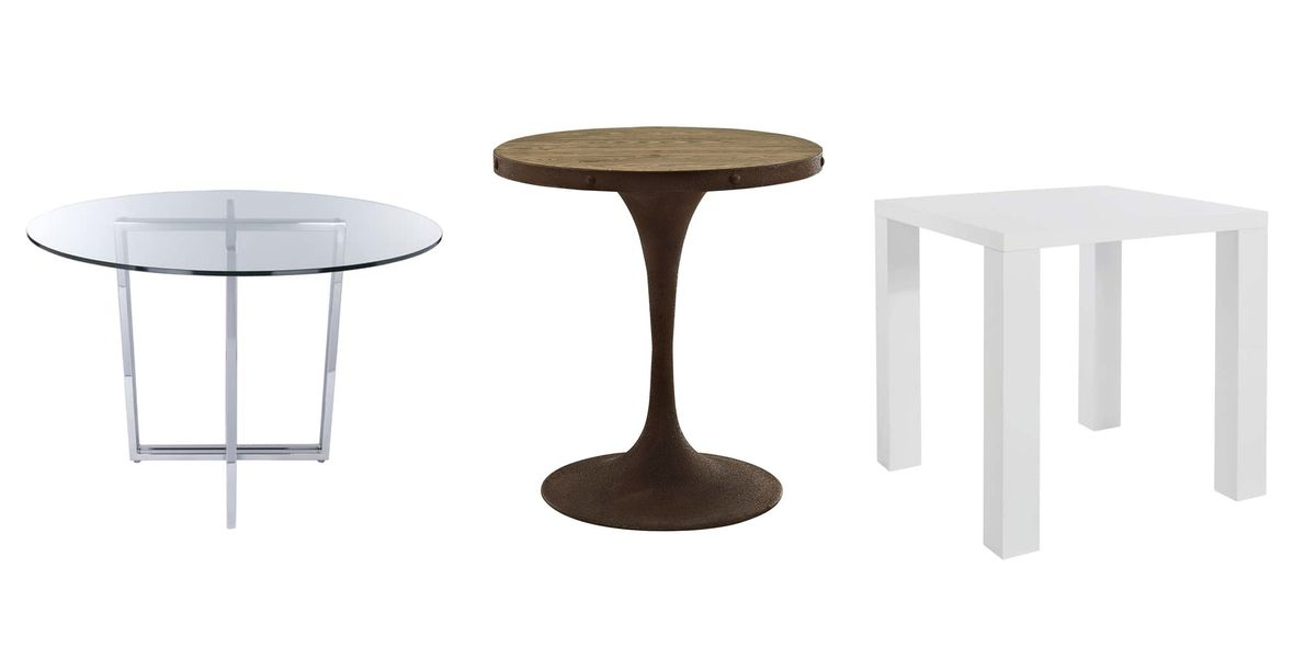 20 Small Kitchen Tables Perfect For Tiny Homes — Small Dining Tables