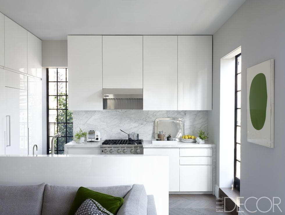 Small Kitchens. Simon Upton. Modern Kitchen