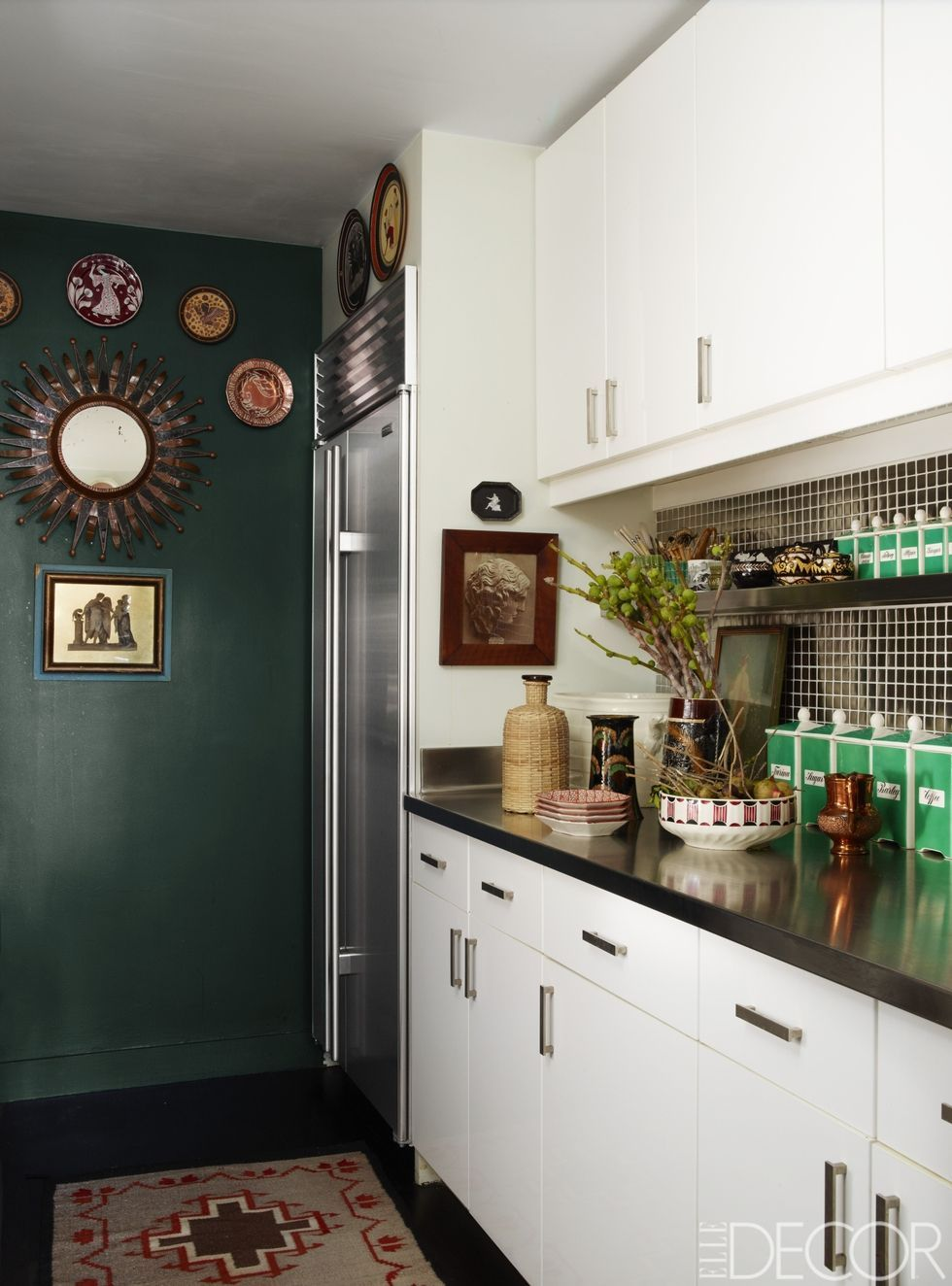 50+ Small Kitchen Design Ideas - Decorating Tiny Kitchens