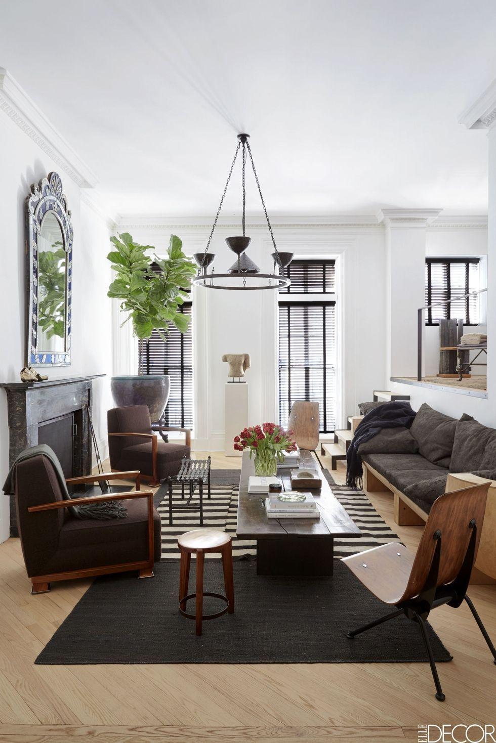 Futuristic Design Ideas For Small Living Room Design