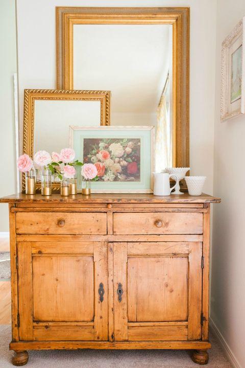 small living room ideas mirrors