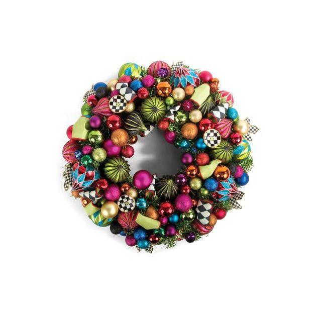 Harrods Nutcracker Wreath - Best Luxury Christmas Wreaths