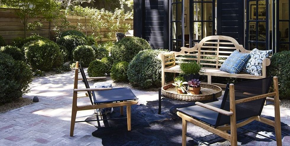 40+ Gorgeous Small Patios - Small Patio Design Ideas on Small Backyard Patio Designs id=93022