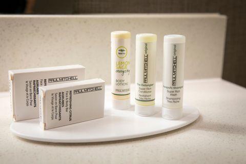 Marriott Hotel Chain To Phase Out Small Plastic Toiletry Bottles