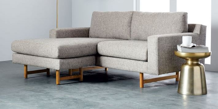 These Sofas Are Proof You Can Have a Sectional, Even if You Live in a Small  Space