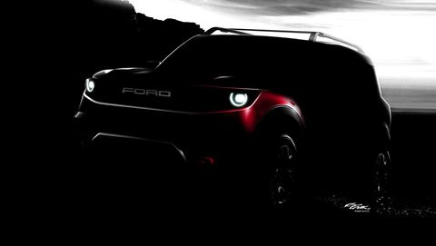 Ford Confirms It A Hybrid Bronco Is Coming