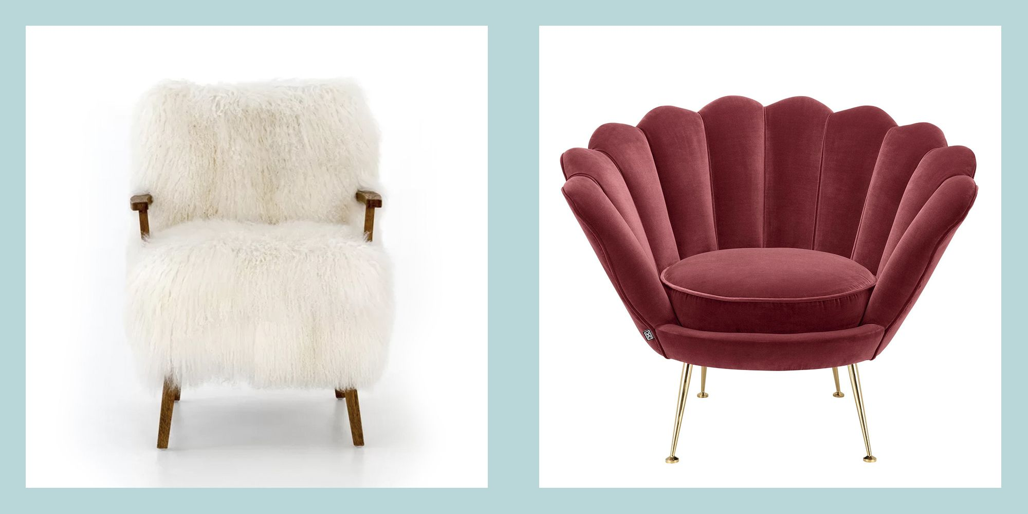 3 Chairs for Small Spaces - Accent Chairs to Make Your Place Pop