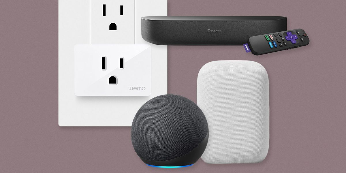 20 of the Best Smart Home Gifts in 2020