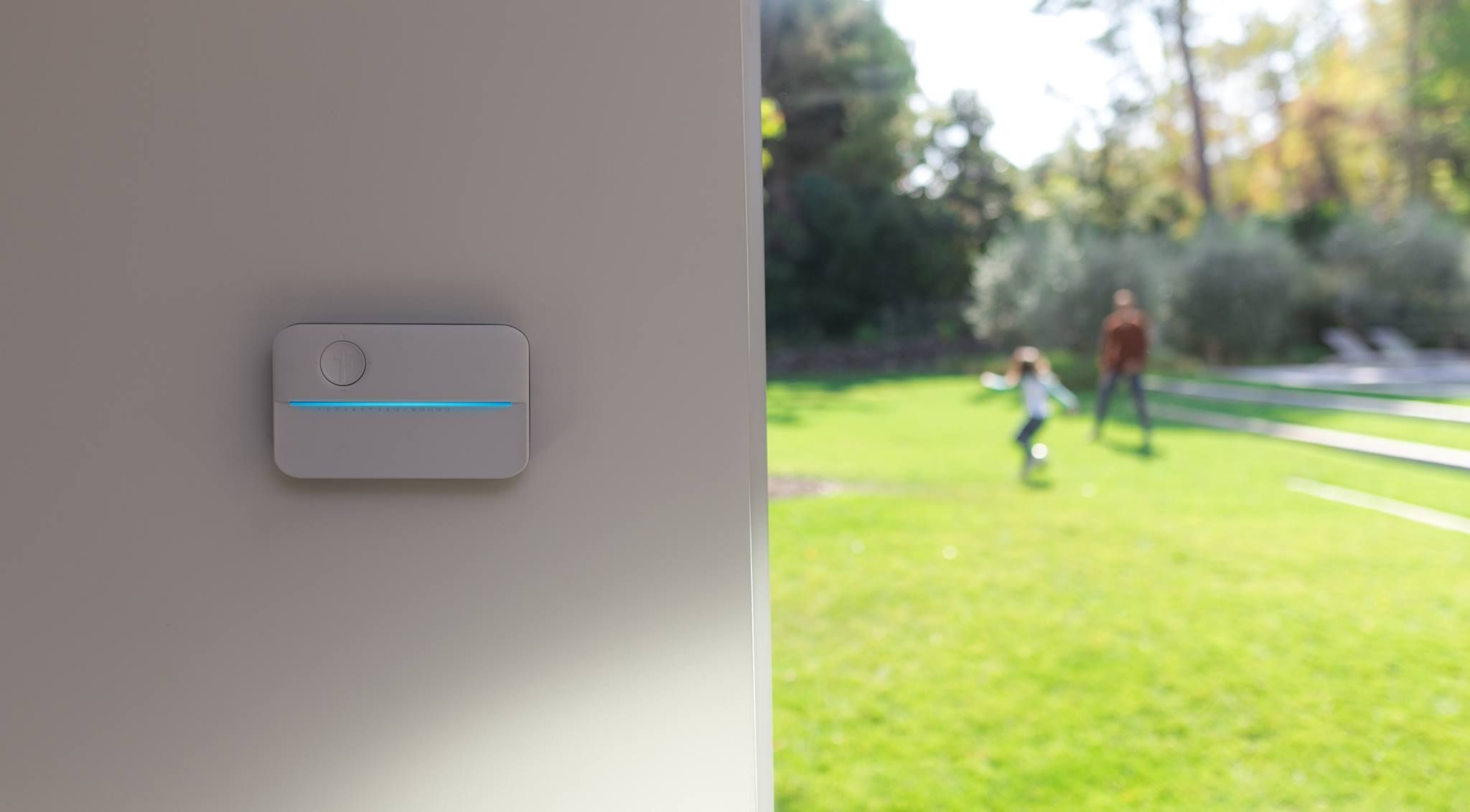 This Clever Gadget Turns Your Existing Sprinkler System Into a Smart, Voice-Controlled Sprinkler