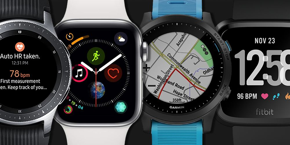 14 Great Smart Watches for Cyclists
