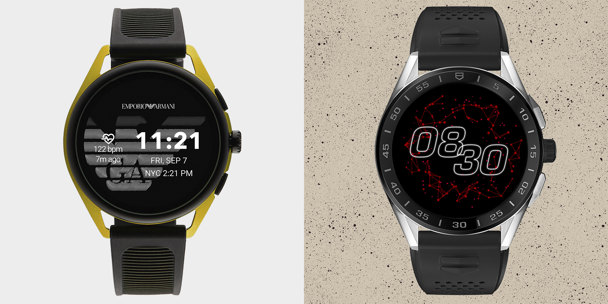 In 2020, The Best Smart Watches Are About Form As Well As Functions