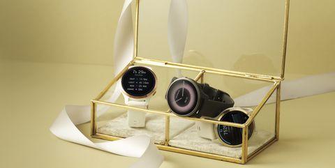 jan happy prijzenfeest 2021 health smartwatch, garmin venu 2s t