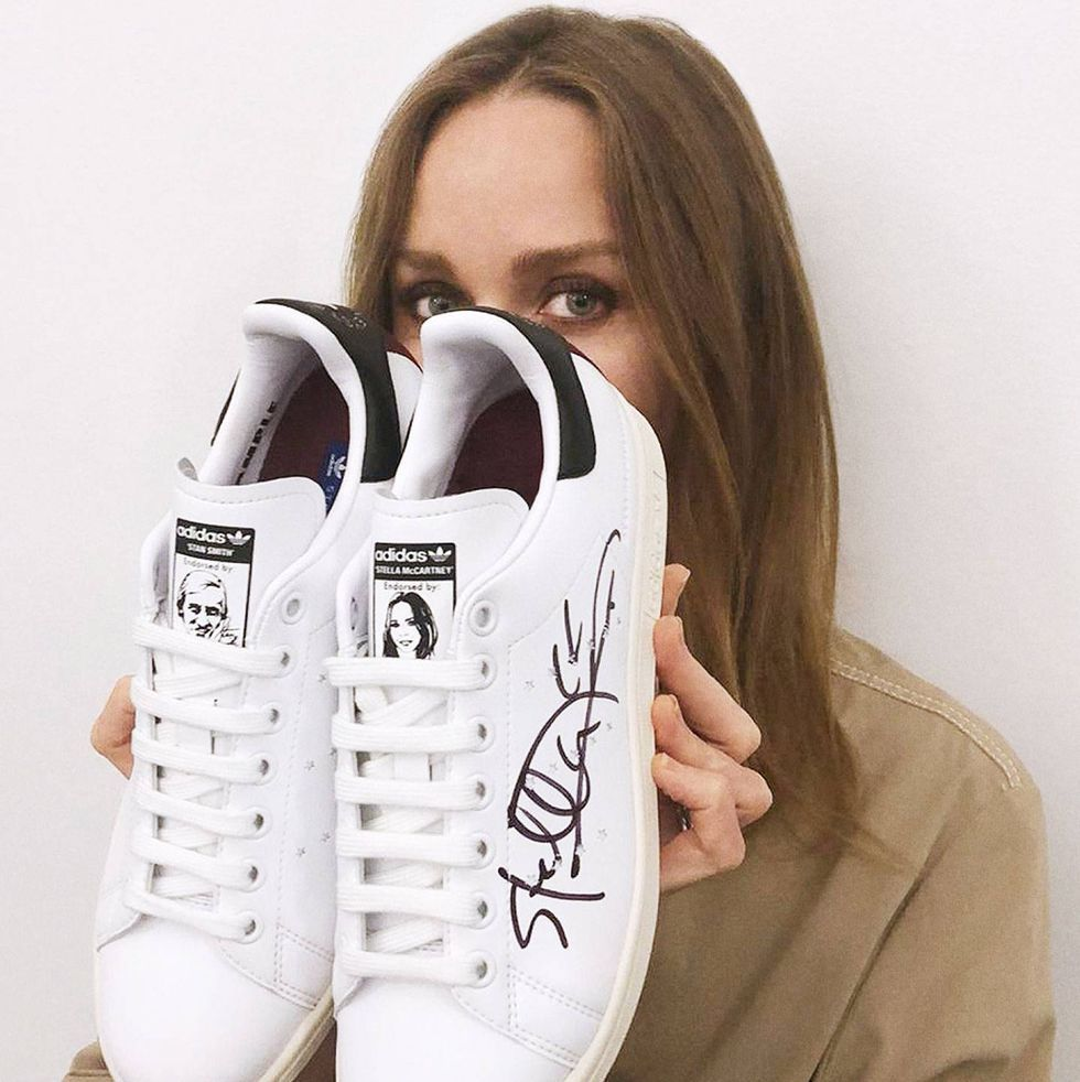 1842b57ec6 Stella McCartney and Madonna Get Their (Vegan) Kicks