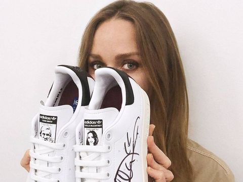 new products a9add 9f0e8 Stella McCartney and Madonna Get Their (Vegan) Kicks