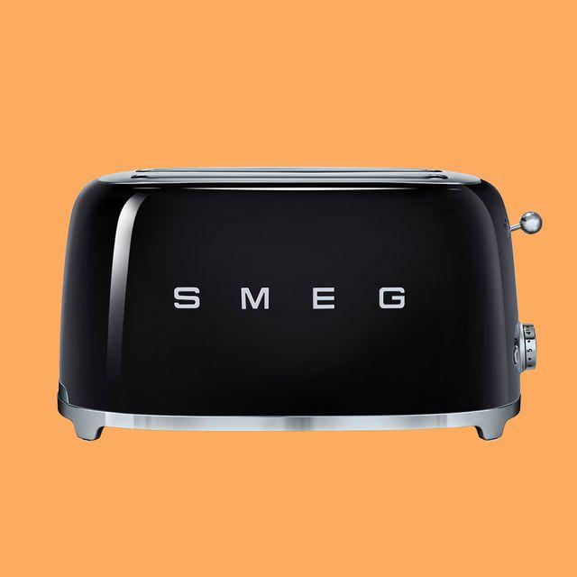 smeg 4 slice toaster tsf02 review