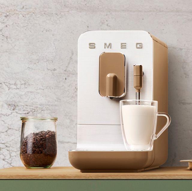 smeg bean to cup coffee machine