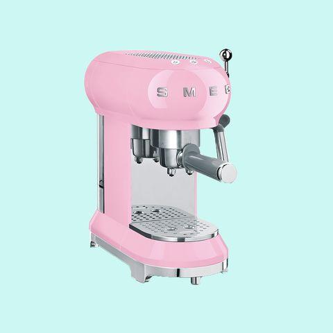 Smeg Ecf01 Coffee Machine Review