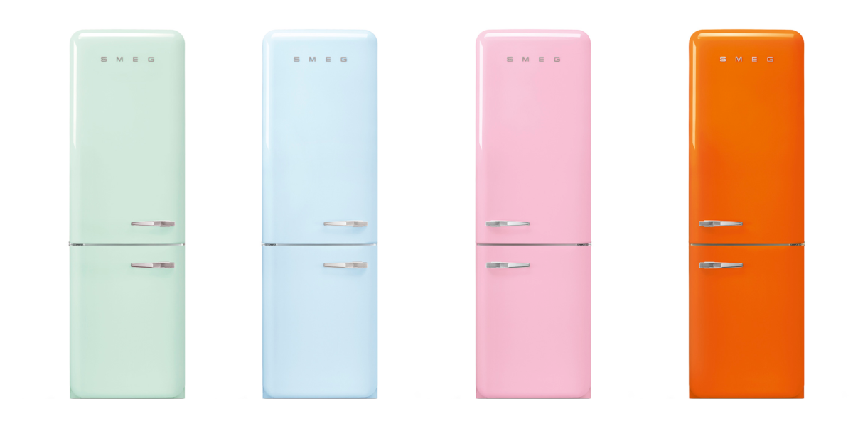 Everything You Need To Know About Smeg Refrigerators - Smeg