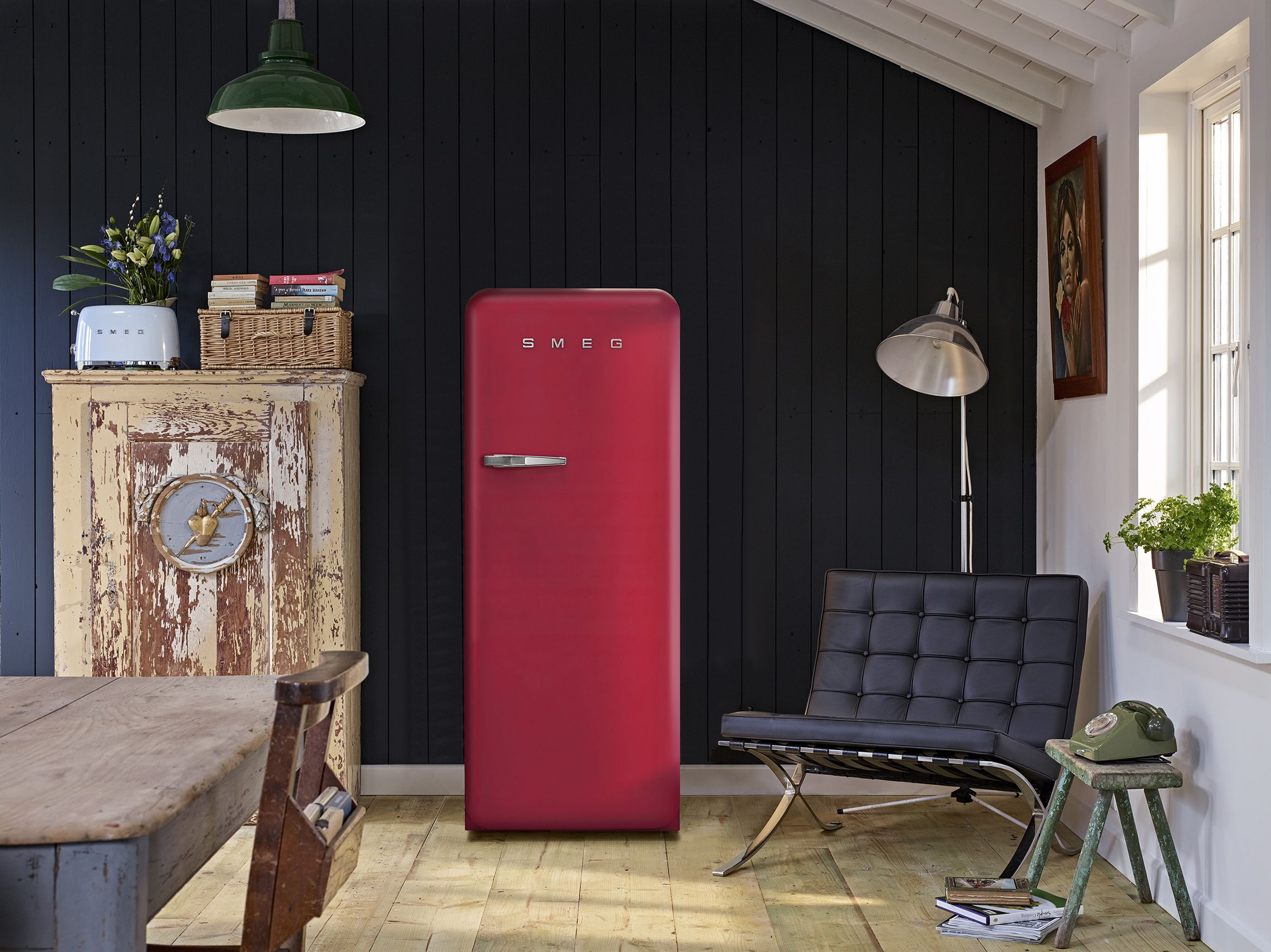Tremendous Smeg Fridges Now Available In Three New Colours Download Free Architecture Designs Scobabritishbridgeorg