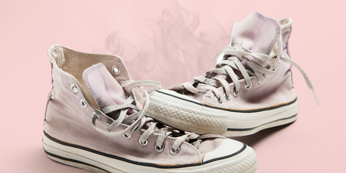 How To Clean Smelly Shoes Home