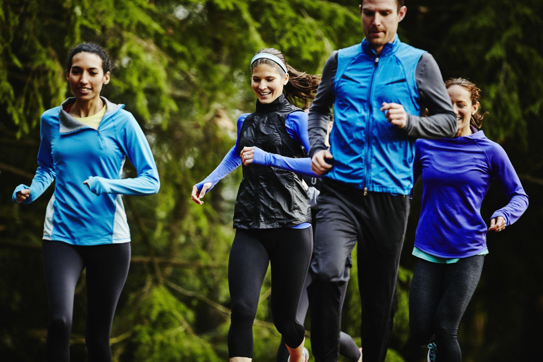Running Easy Makes Hard Running Feel Way Easier—Here's How
