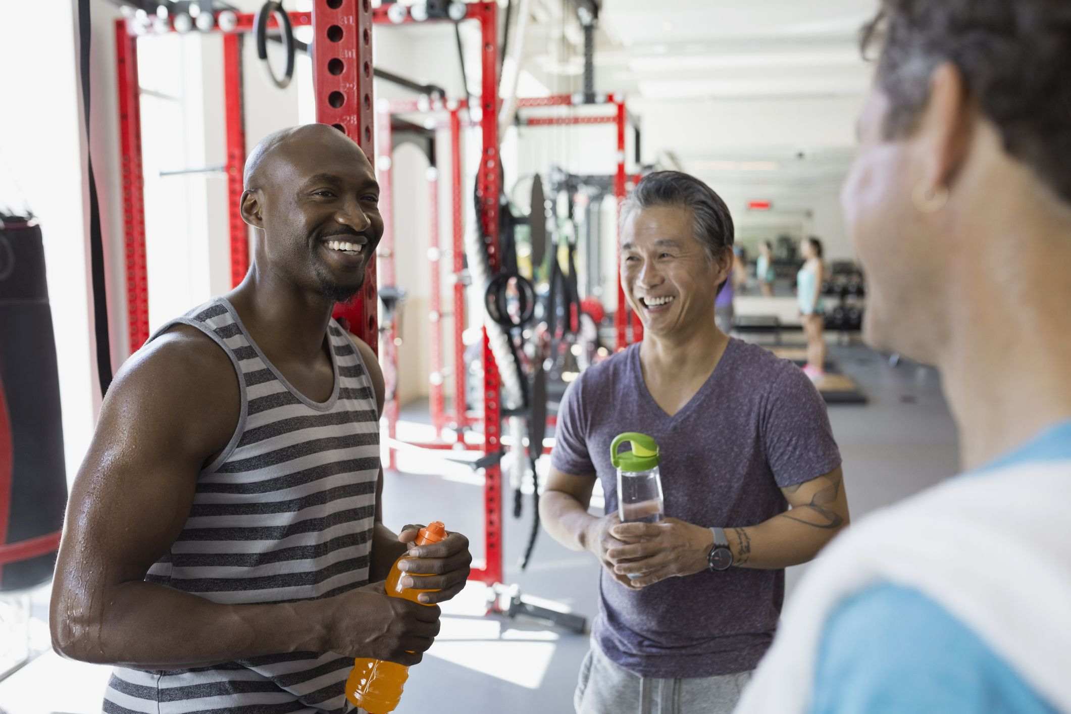 8 Lessons Young Men Can Learn Training With Men Over 60