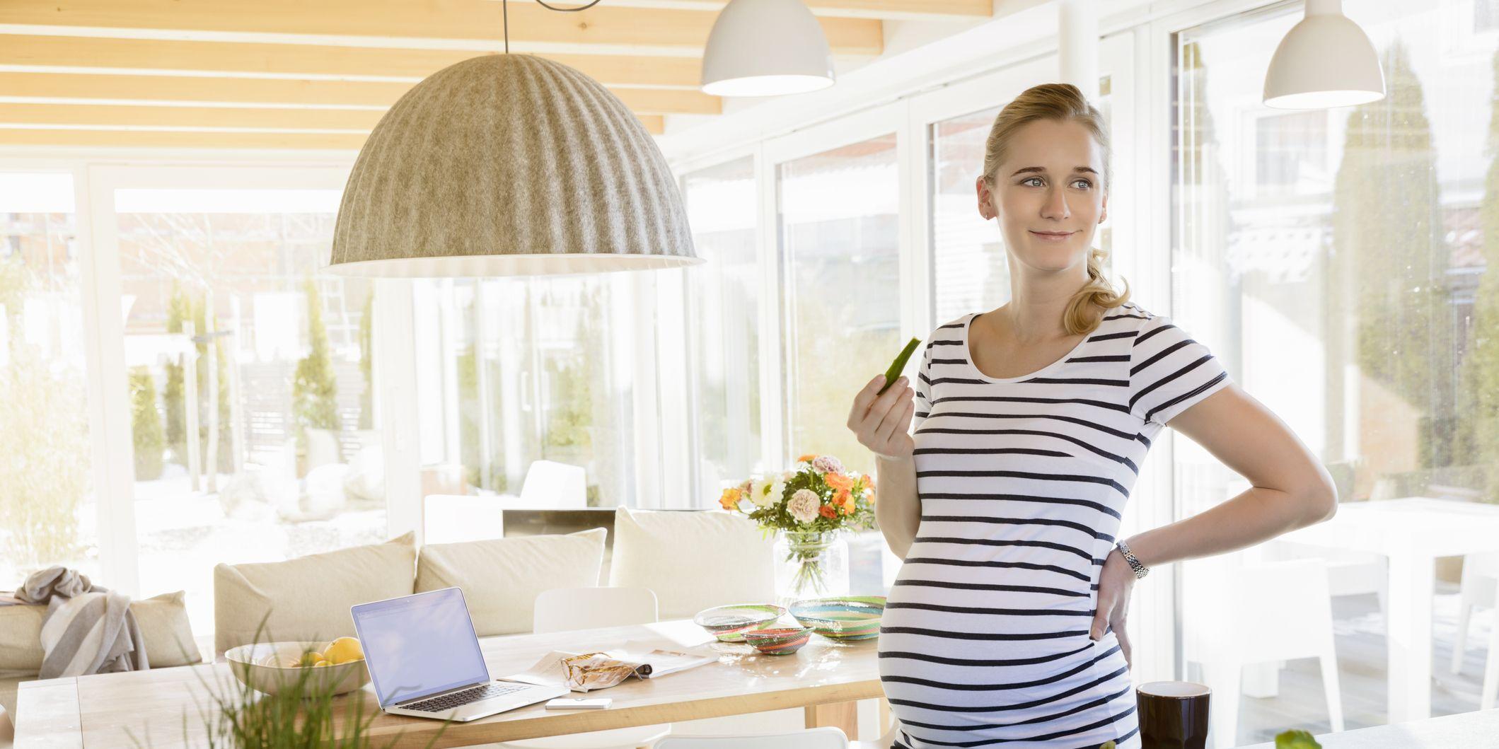 consejos alimentación en el embarazo