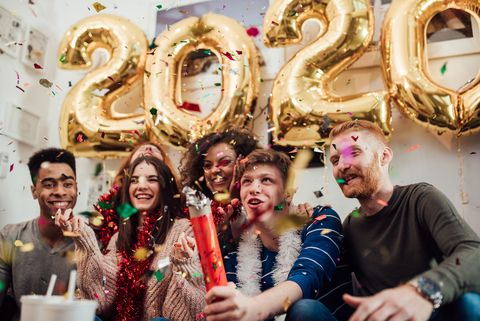 48 Best New Year's Instagram Captions - New Year's 2020
