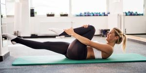 pilates workout runners
