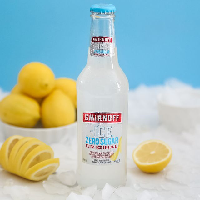 smirnoff ice original zero sugar