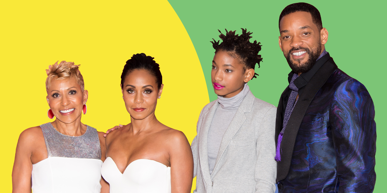Even Will Smith Can't Believe How Young His Mother-in-Law Looks