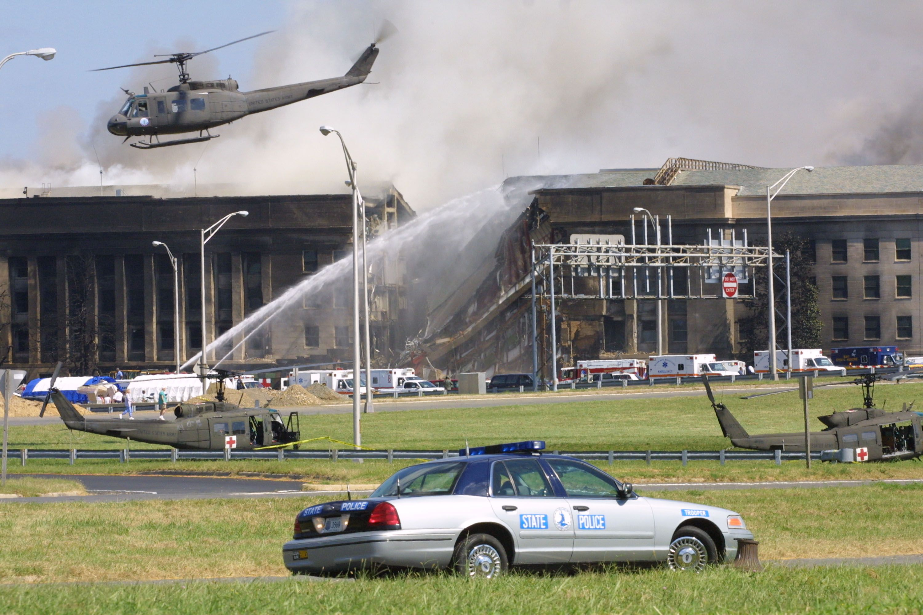 Debunking the Myths About the 9/11 Attack on the Pentagon