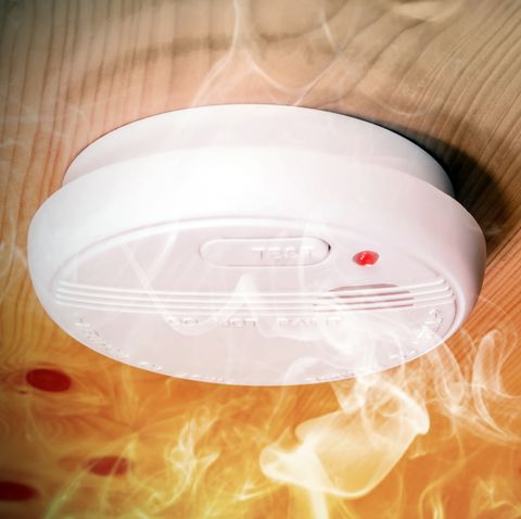 Check Your Smoke Detectors On Daylight Saving Day Changing Smoke