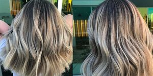 Smoked Marshmallow Hair - Women's Health UK