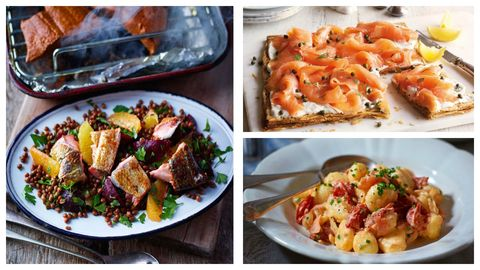 30+ tasty smoked salmon recipes that aren't just for brunch