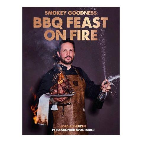 smokey goodness bbq feast on fire bbq feast on fire