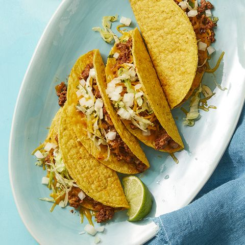 30 minute dinners smoky beef tacos