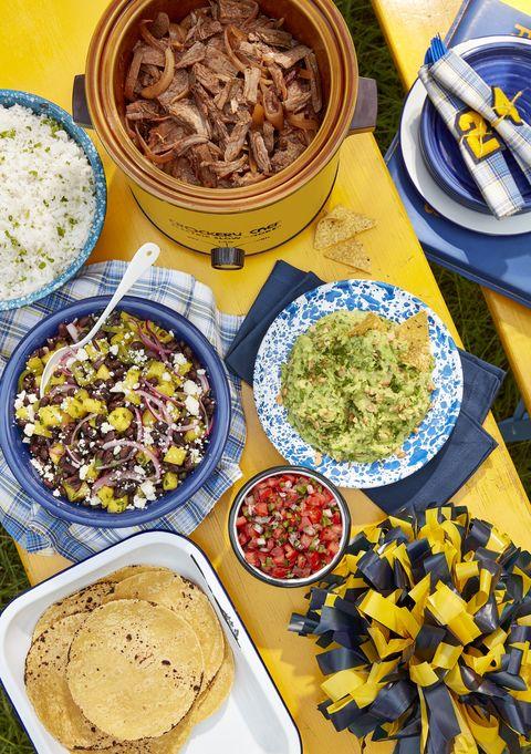 smoky slow cooker beef tacos recipe