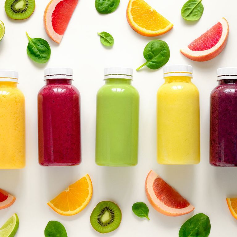 """Pre-made smoothies Pre-made smoothies are often made using fruit juice as a base, making them high in added sugars and calories, says Costa. """"A 20-ounce commercial smoothie can be upwards of 200 to 1,000 calories, one to 30 grams of fat, and 15 to 100 grams of added sugar,"""" she says."""