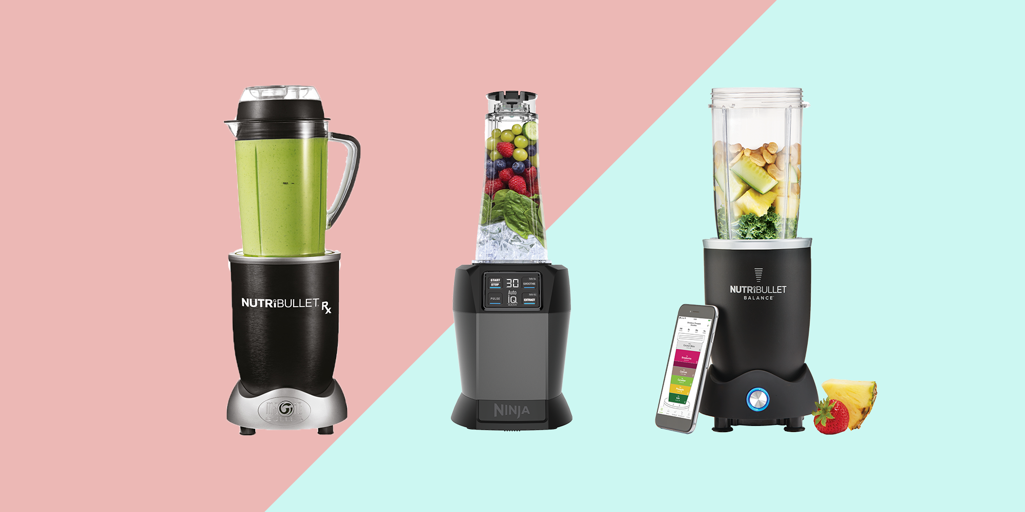 The best smoothie makers to buy in 2019